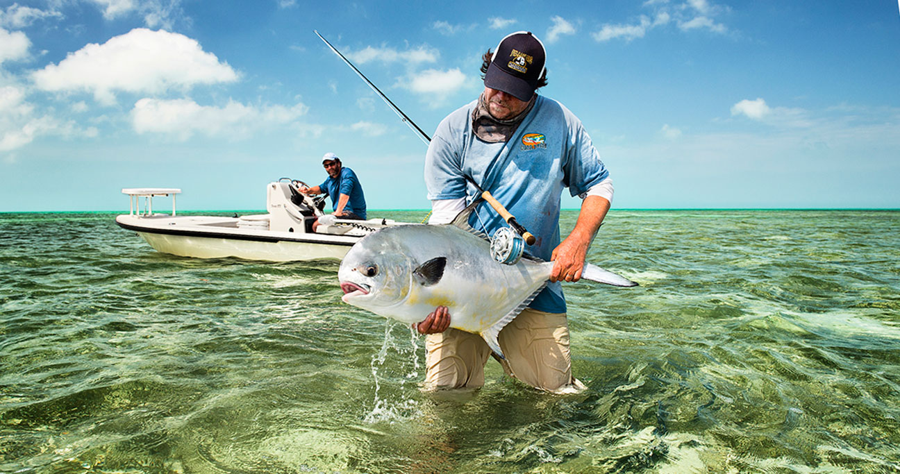 Key West Fly Fishing for permit