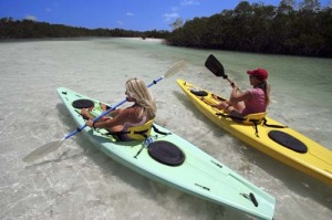 Things to do in key west activities on the water key for Key west kayak fishing