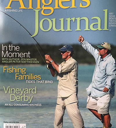 Permit Article in Anglers Journal
